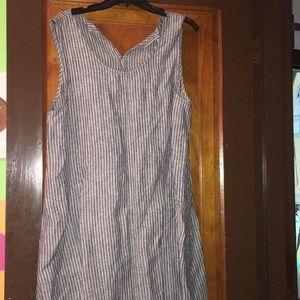 Max Studio linen dress NWT - size XL